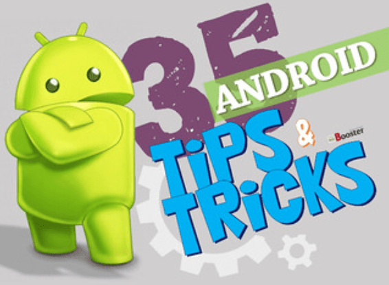 best Android tips