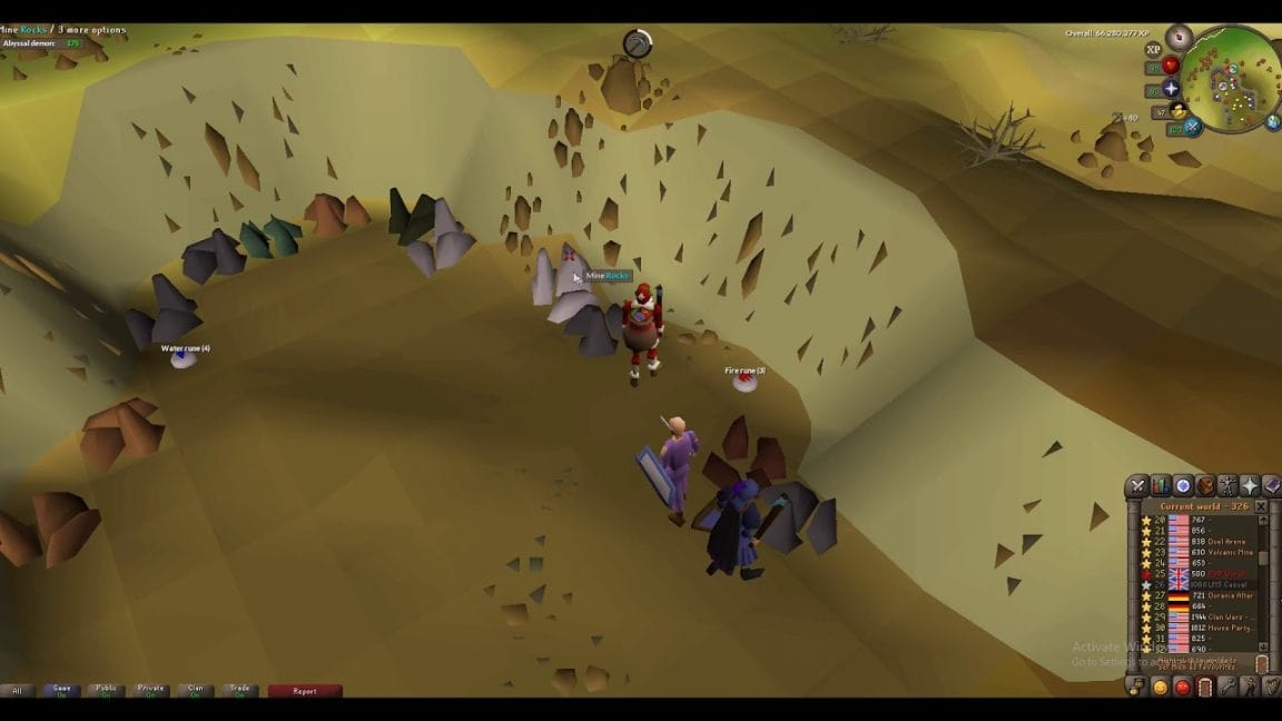 OSRS Game
